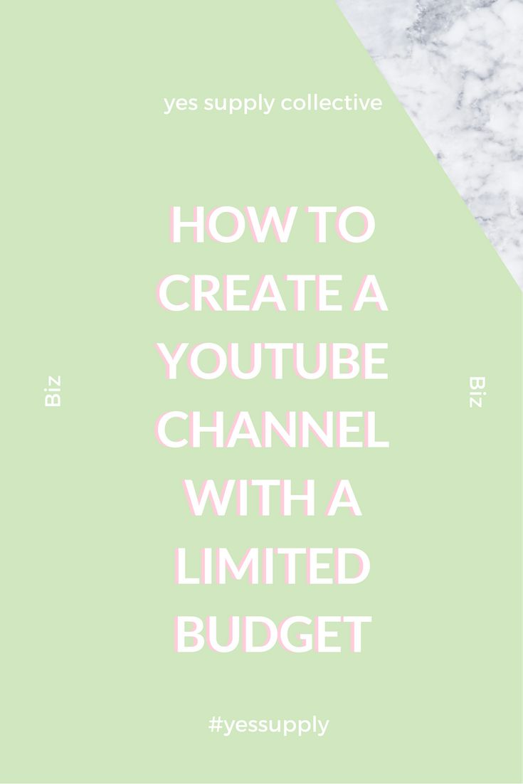 Find out how you can start a youtube channel with a limited budget with Natasha Solae, Video Marketing Expert. These are quick and simple things you can easily do to start on youtube and make money. This post will walk you through the steps on how to start a youtube channel with a limited budget. Learn how to generate leads with youtube. Do you want to know how to use youtube correctly to grow your your business? You can start taking advantage of YouTube to drive traffic, build your brand…