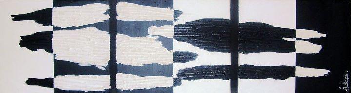 Quadri su tela o tavole di legno con un rilievo di un mix acqua colla e altro. ....abstrat paintings on canvas or wood with a mix of water glue and somethings else.....