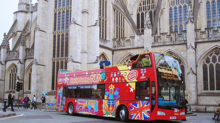 bath bus tour