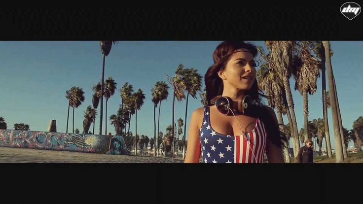 Inna - BE MY LOVER (Official Online Video) @Molly Benson Beach - LA