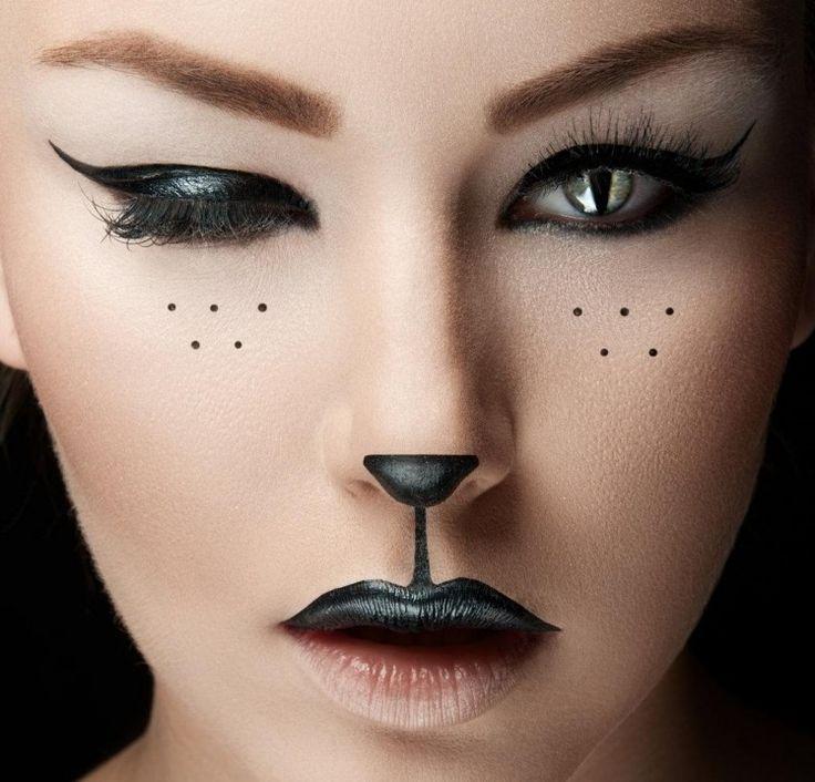 Katzen-Makeup für große und kleine - immer aktuell