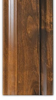 warna finishing furniture cokelat kawak
