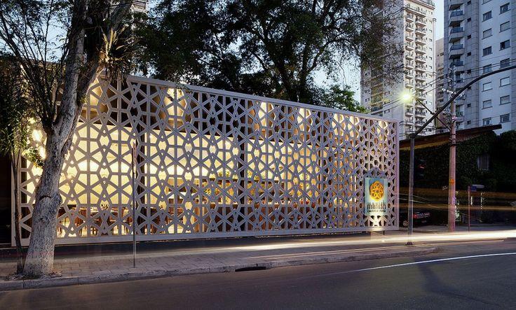 Restaurante Manish / ODVO arquitetura e urbanismo e mínima