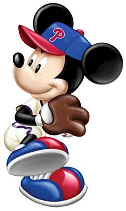 Mickey Philadelphia Phillies Pitch