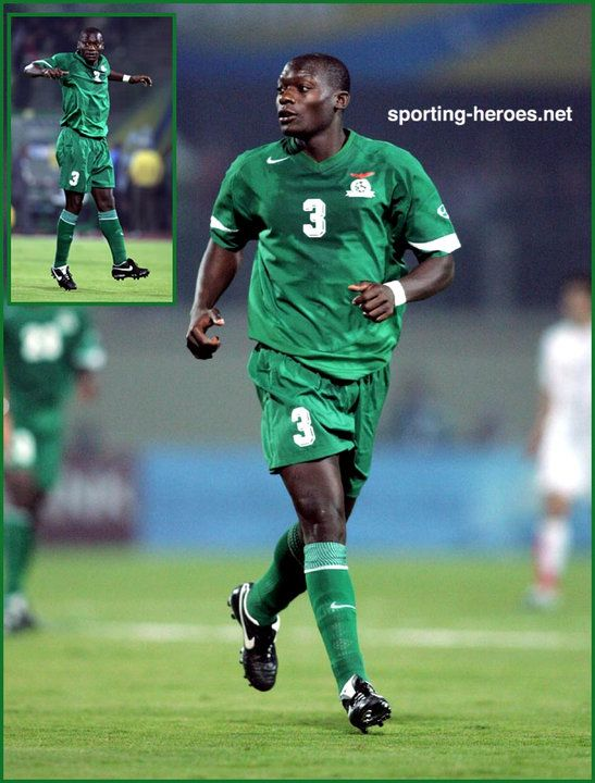 Kennedy Nketani - Zambia - African Cup of Nations 2006