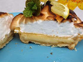 Lemon pie o tarta de lemon curd, con Thermomix . Yo no la hago con tanto zumo de limón, ni tanta azúcar ni yemas, queda deliciosa!        ...