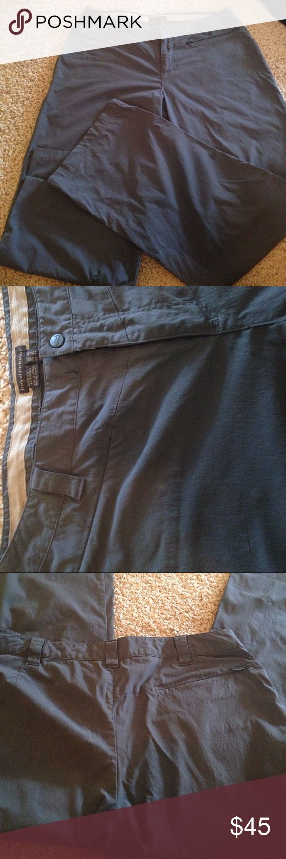 Outdoor pants Royal Robbins trucking pants, excellent details Royal Robbins Pants