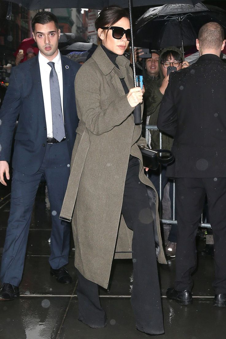 Victoria Beckham - New York – February 11 2018