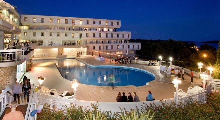 Booking.com: Hotel Delfin , Poreč, Horváto. - 2360 Vendégértékelések . Foglalja le szállását most!