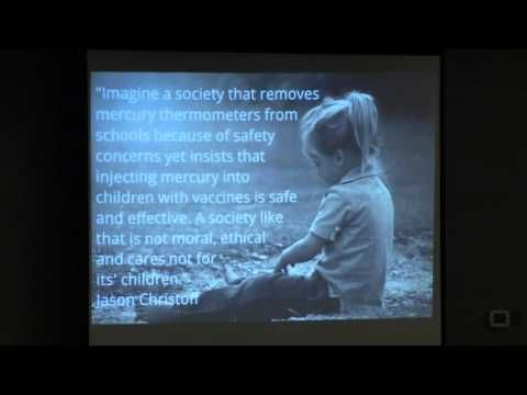 Jay Parker Vaccines & Vaccinations Are A Death Sentence For Children - YouTube