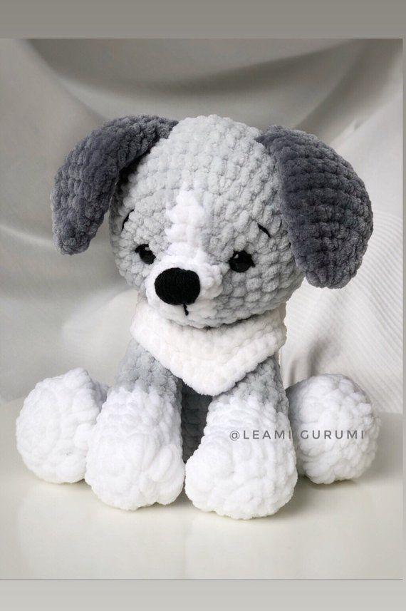 Amigurumi Hund häkeln | Supergurumi | 857x570