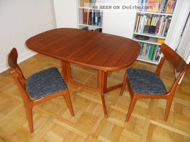 Esstisch ausziehbar oval for Stuhl design unterricht