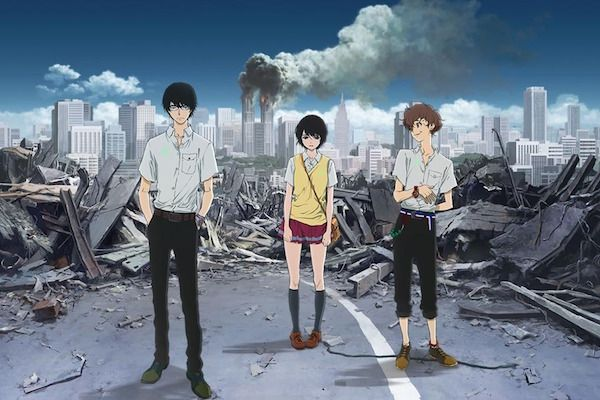Zankyou no Terror Anime on kawaiism.org - Anime, manga, videogames and figures database! Search for your favorite stuff, read news and articles.