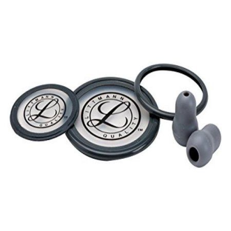 3M Littmann Stethoscope Spare Parts Kit, Cardiology III, Gray