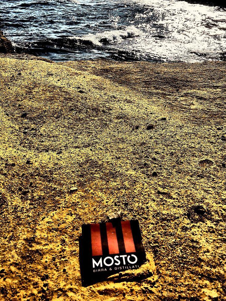 Mostó a mare  #mosto #mare #marechiaro #napoli #mostó