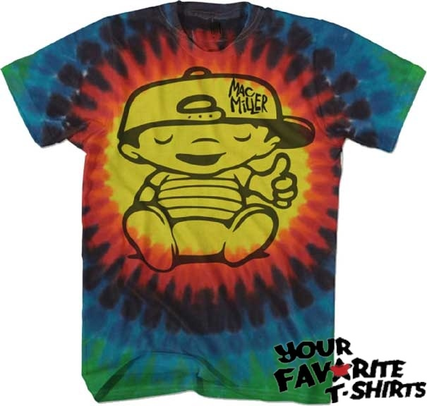 Seriosly, somebody by me this. Mac Miller Dope Boy Tie Dye Officially Licensed Adult Shirt s XXL   eBay