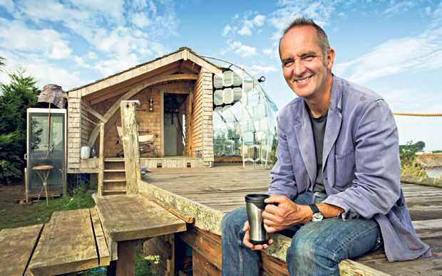 Kevin McCloud's new house may not be a grand design, but it's certainly a   cunning one.