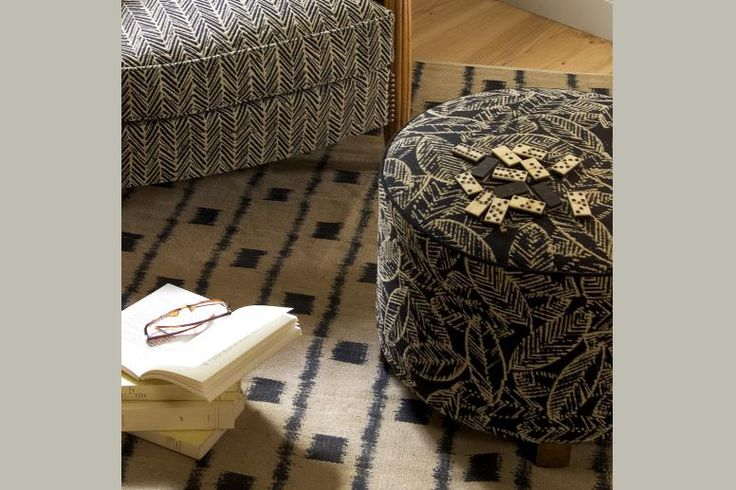Antoine d'Albiousse - Fabrics #interior #design #fabric