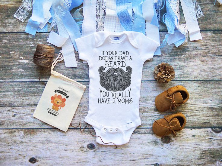 Beard Onesies for Babies - Funny Dad Onesies - Baby Beard Shirts - Beard Baby Clothes - My Dad Has a Beard - Funny Baby Onesies - M214 by MilkBasics on Etsy https://www.etsy.com/listing/488090575/beard-onesies-for-babies-funny-dad