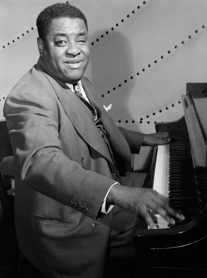 """Jazz pianist Art Tatum was born on this date in 1909.  Tatum once walked into a club where Fats Waller was playing and Waller stopped and announced something like: """"Ladies and gentlemen, God has just entered the building."""""""