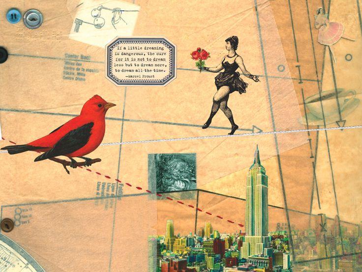 Joseph Cornell nació en Nueva York el 24 de diciembre de 1903-1972. Después  de su acercamiento al surrealismo, comienza a crear collages e...