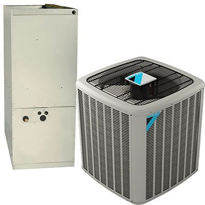 DAIKIN GOODMAN Commercial AC Condenser 7.5 Ton 208-230V 3 phase with Air Handler