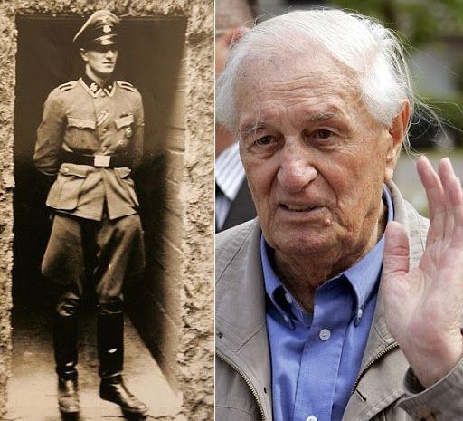My father (Rochus Misch) was Hitler's bodyguard - http://www.warhistoryonline.com/war-articles/father-rochus-misch-hitlers-bodyguard.html