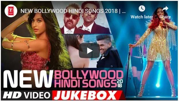 new hindi song video download hd 2018