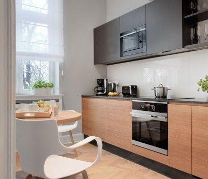 Fully furnished kitchen.   #breakfast #kitchen