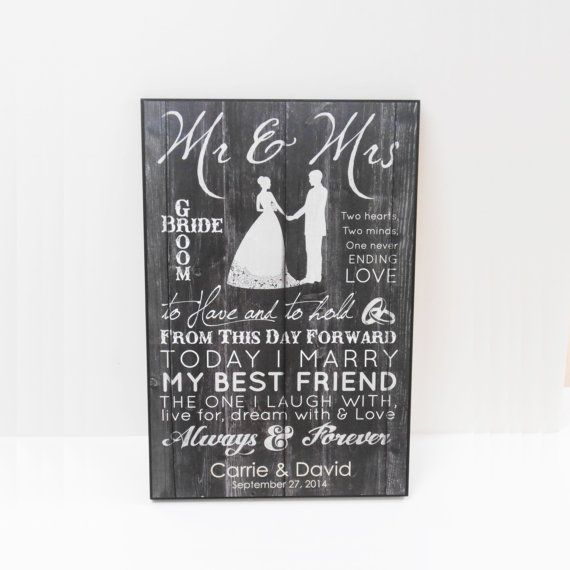 Hey, I found this really awesome Etsy listing at https://www.etsy.com/listing/198412787/personalized-wedding-mr-mrs-wall-decor