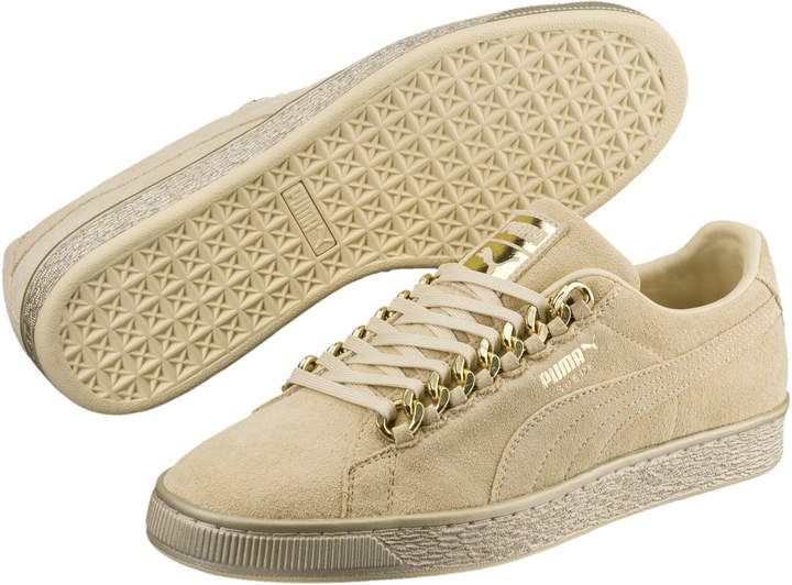 Suede Classic X-Chain Sneakers #favourite#features#PUMA ...