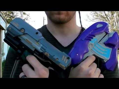 Crazy Strong Halo Magnum Prop Nerf Mod