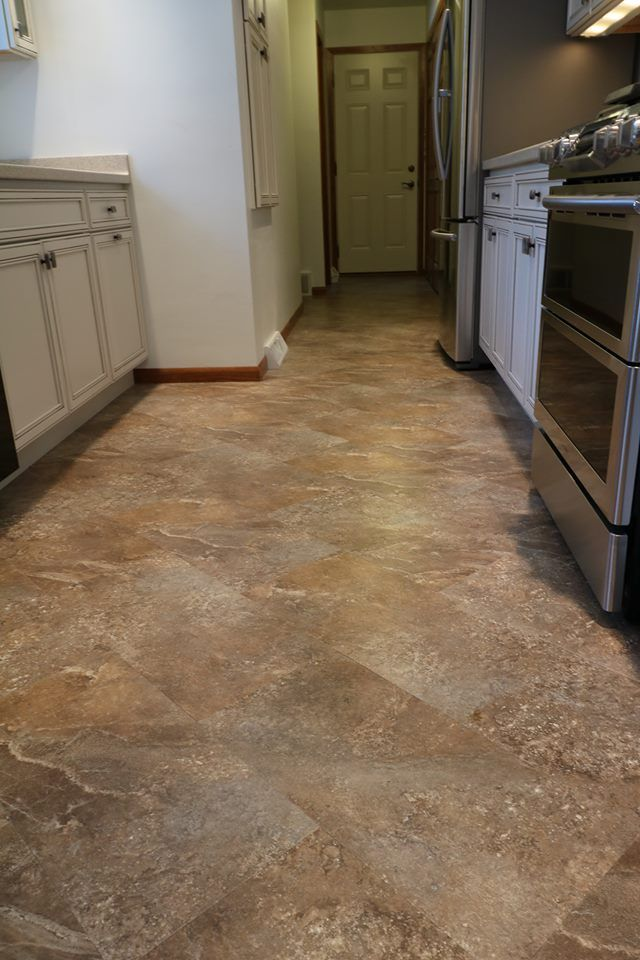 Mannington Laminate Flooring Installation Part - 37: Our Adura® Athena Flooring Delivers The Classic Beauty Of Sand-worn  Travertine To This