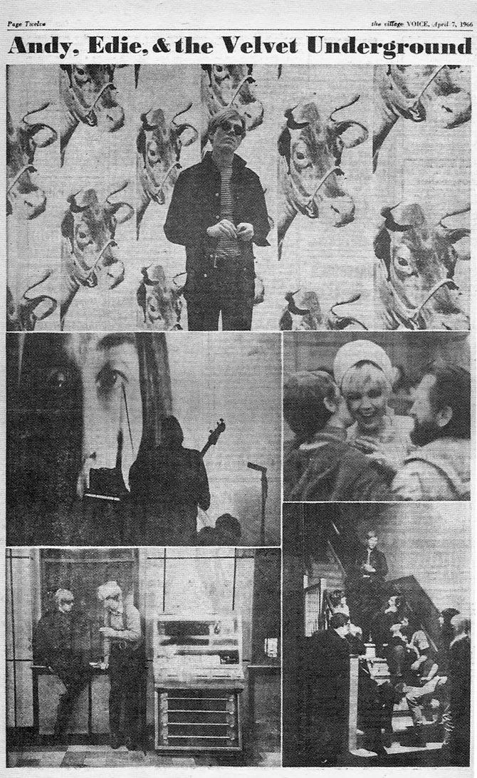 17 Best Images About Warhol The Velvet Underground On