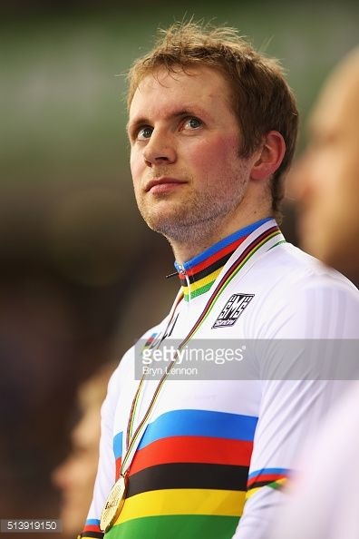 Jason Kenny - Cycling. Men's Track.