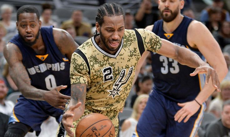 2017 NBA Playoffs | Spurs-Grizzlies preview = This first-round series against the seventh-seeded Grizzlies should be an easy ride into the sunset for the second-seeded Spurs…..