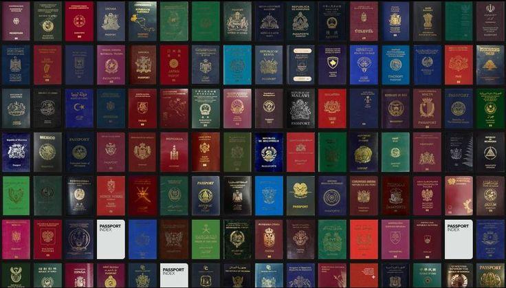 Se chi parte dagli Stati Uniti può raggiungere 147 nazioni straniere senza dover chiedere un visto, per altri Paesi le restrizioni sono molto più forti: chi ha passaporto delle isole Salomone per esempio viaggia invece solo in 28 Paesi senza permessi, in 38 per chi ha il passaporto etiope, in 44 per il passaporto libanese e in 59 per quello indiano.
