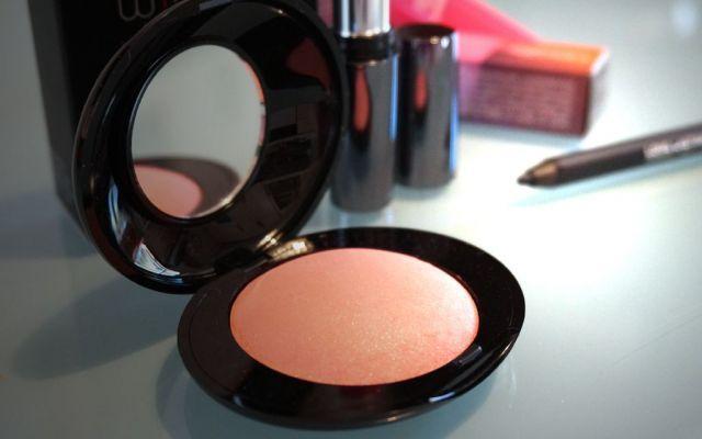 Prodotti Wjcon provati e recensiti: Matita occhi Long Lasting Eye Liner e Fard cotto Baked Blush #wjcon #fard #rossetto #makeup #review