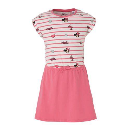 Disney @ C&A Minnie Mouse jurk roze