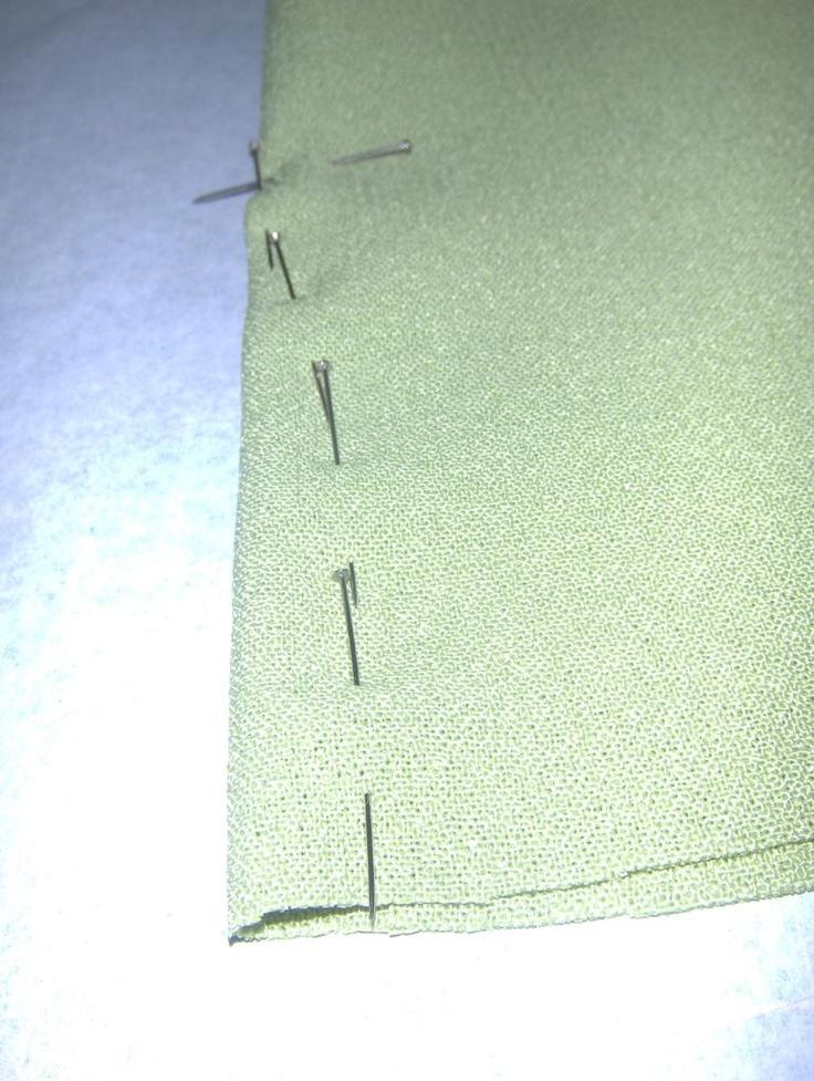 coser pinzas