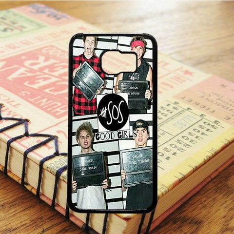 5 Second Of Summer 5 Band Samsung Galaxy S7 Edge Case
