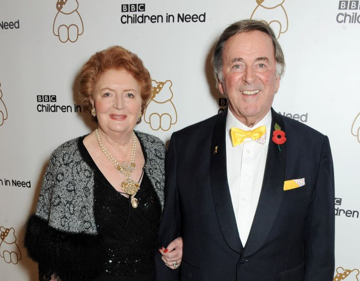 Sir Terry Wogan's wife 'awfully sad but relieved his suffering is over'