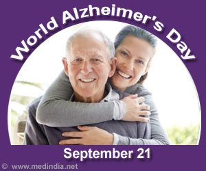 Alzheimer's Awareness Day  September 21st Wear purple to show your support