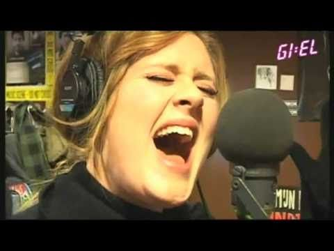 Adele LIVE: Rolling in the deep - http://www.youtube.com/watch?v=-fmCoUjOMXU