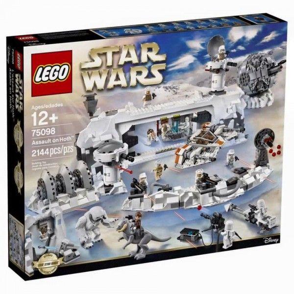 ToyzMag.com » LEGO Star Wars : Assault on Hoth dévoilé