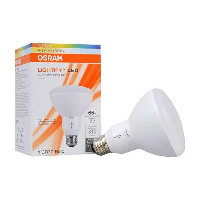 Sylvania Osram Lightify Smart Home 65w Br30 White Color Led Light Bulb 2 Bulbs Led Light Bulb Light Bulb Led Color