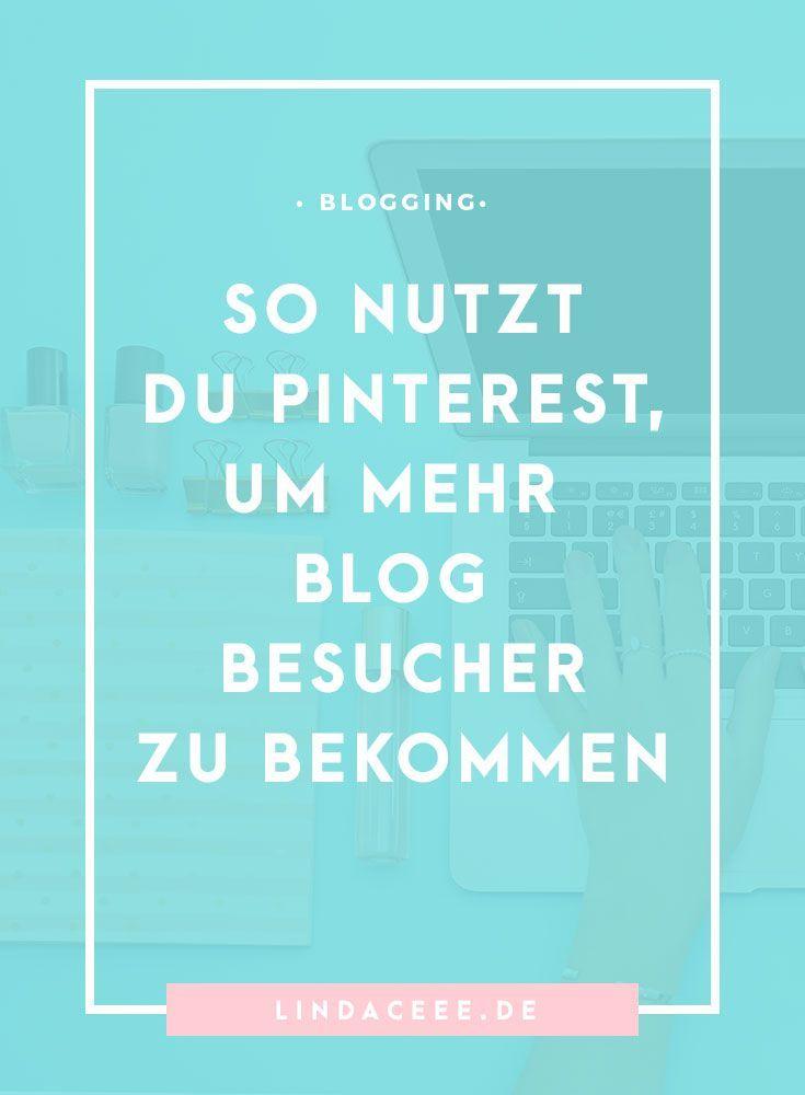 Pinterest für Blogger: So nutzt du Pinterest, um mehr Besucher zu gewinnen – Melanin-Business