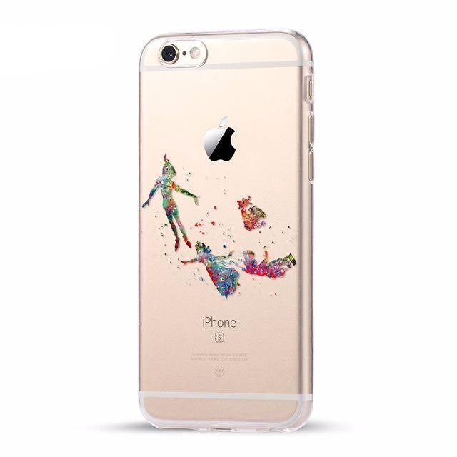 Disney Peter Pan iPhone Case