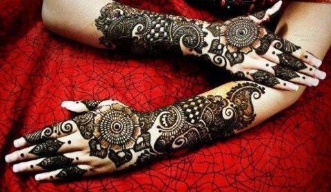 mehndi designs bridal arabic design - Google Search