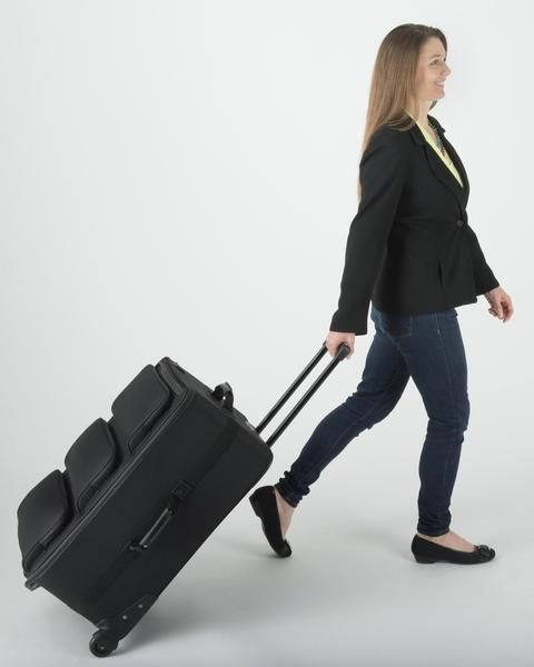 ShelfPack - Portable Closet Suitcase